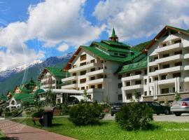 Grand Hotel Polyana, accessible hotel in Estosadok