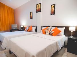 Hotel Fatima Inn, hotel en Tarapoto