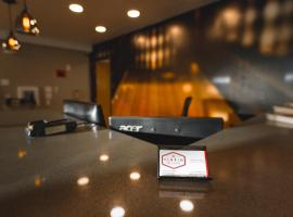 Ten Pin Inn & Suites, hotel in Moses Lake
