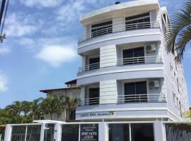 Kasato Maru Apart Hotel, serviced apartment in Florianópolis