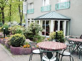 Hotel Restaurant Bismarckturm, hotel in Aken