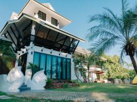 Maison De Chiang Rai, отель в Чианграе