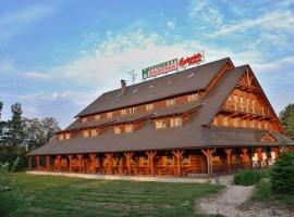 Motel Roubenka, hotel v Týništi nad Orlicí
