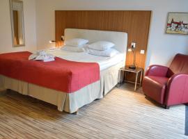 Best Western Hotel Anno 1937, hotel in Kristianstad