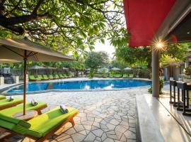 Kuta Seaview Boutique Resorts, hotel in Kuta