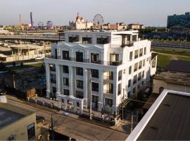Soned House, отель в Адлере, рядом находится Олимпийский парк