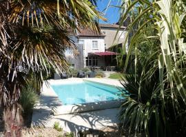 Auberge Dupuytren, hôtel à Pierre-Buffière près de: Golf de Limoges