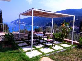 Vila Deep Blue-apartment Selana sea view, διαμέρισμα στον Άγιο Νικήτα