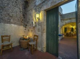 Moundros 1620 Venetian residence, lodge in Moúndros