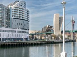 Vincci Consulado de Bilbao, lyxhotell i Bilbao