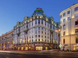 Moscow Marriott Grand Hotel, hotel in Moscow