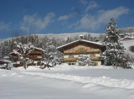 Hotel Garni Wieshof, Hotel in Kirchberg in Tirol