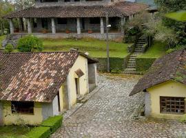 FINCA DON PORFIRIO, hotel en Cuetzalan del Progreso