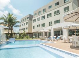 Hotel Vivenda dos Arrecifes, hotel in Porto De Galinhas