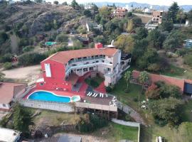 CAPRI, hotel en Villa Carlos Paz