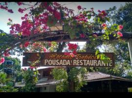 Pousada e Rest. Recanto Tropical, hotel in Ilha do Mel
