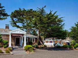 Lighthouse Lodge & Cottages, hotel in Pacific Grove