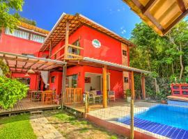 i9 Embaú Flats & Suites, serviced apartment in Itacaré