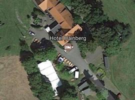 Hotel und Restaurant Hainberg, Hotel in der Nähe von: Trixi Park, Ebersbach-Neugersdorf