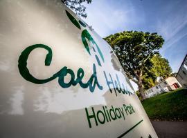 Coed Helen Holiday Park, hotel in Caernarfon