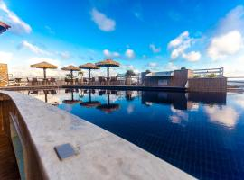 Pipas Bay, hotel em Pipa