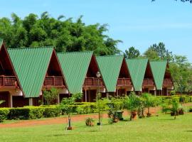 Cabañas El Refugio del Mensu, complejo de cabañas en Puerto Iguazú