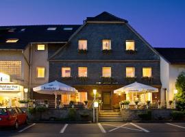 Hotel zur Post: Arnsberg şehrinde bir otel