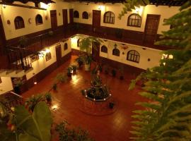 El Encuentro, hotel en Cuetzalan del Progreso
