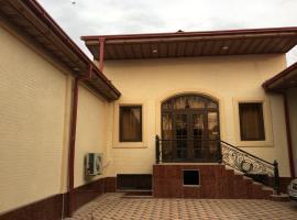 UYUT, hotel in Samarkand