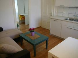 Centrally located accommodation for 8, apartment in Novalja
