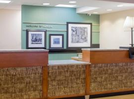 Hampton Inn Tampa-Veterans Expressway, hotel near Bright House Networks Field, Tampa