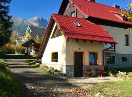 Vila Bellis, dovolenkový prenájom v Tatranskej Lomnici
