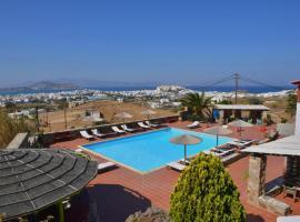 Paradisia Villas, hotel near Moni Chrysostomou, Naxos Chora