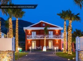 L'Incanto di Paestum, family hotel in Capaccio-Paestum