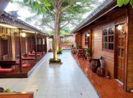 Binlar Guesthouse, hotel en Phra Nakhon Si Ayutthaya