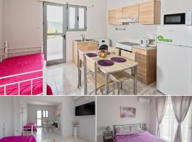 Paulsia Apartments, hotel near Valley of the Butterflies, Psinthos