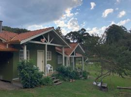 Cabanas Brocker, accessible hotel in Gramado