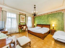 Hotel U Jezulatka, hotel dicht bij: Sint-Vituskathedraal, Praag
