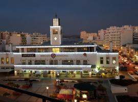 The Market Square House, hotel near Faro Hospital, Faro