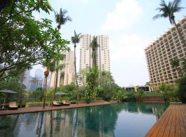 The Sultan Hotel & Residence Jakarta, hotel dekat Komplek Gelora Bung Karno, Jakarta