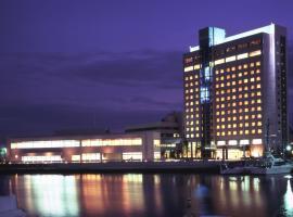 Tokushima Grandvrio Hotel, hotel in Tokushima