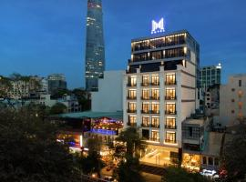 M Hotel Saigon, hotel in Ho Chi Minh City