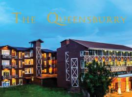 The Queensburry City Hotel, hotel in Nuwara Eliya