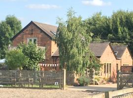 Bybrook Barn Bed & Breakfast, hotel near Swithland Wood and The Brand, Swithland