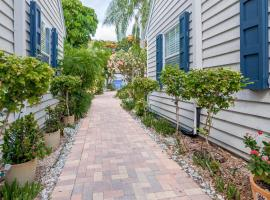 Caribbean Suite, villa in Key West
