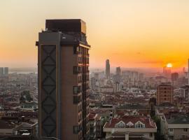 Cityloft 161, hotel in Asian Side, Istanbul