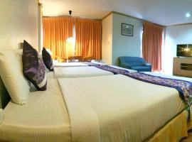 Takiab Beach Resort, отель в Хуахине, рядом находится Hua Hin - Pattaya Ferry