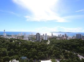 Unixx South Pattaya By Elite, apartment in Pattaya South