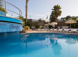 htop Olympic, отель в Калелье