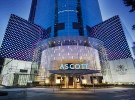 Ascott Huai Hai Road Shanghai, hotel in Shanghai